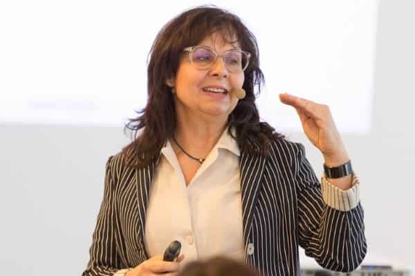 Speaking - Gabriele Gärtner